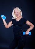 Image of happy athlete Royalty Free Stock Image