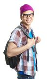 Successful student Royalty Free Stock Images