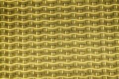 Image haute étroite d'orange de tapis noir de tiret avec des cellules de grille Photographie stock