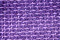 Image haute étroite de pourpre de tapis noir de tiret avec des cellules de grille Photo stock