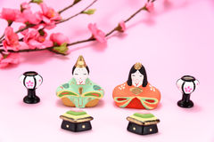An image of hina Doll Stock Photography