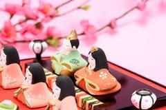 An image of hina Doll Royalty Free Stock Photos