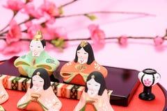 An image of hina Doll Royalty Free Stock Photography