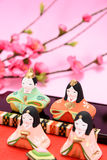 An image of hina Doll Stock Images