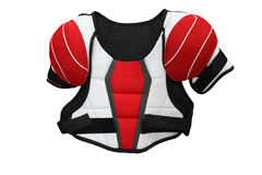 The image of hockey protective uniform Royalty Free Stock Image