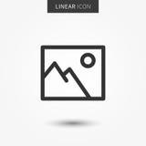Image icon vector illustration Royalty Free Stock Photo