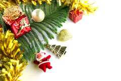 Image of ideas in Christmas and New Year day. Equipment image of ideas in Christmas and New Year day Stock Photo