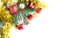 Image of ideas in Christmas and New Year day. Stock Photos