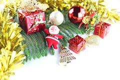 Image of ideas in Christmas and New Year day. Equipment image of ideas in Christmas and New Year day Stock Image