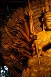 Image if buddha thousand hand Royalty Free Stock Photo