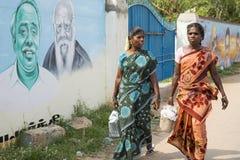 Image illustrative éditoriale Scène de la vie dans l'Inde Image stock