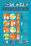 Image Information benefit fruit, organic food health Stock Photo