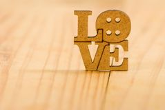 Image of the inscription of love as a symbol of love and devotion. Stylized image of the inscription of love as a symbol of love and devotion stock photo