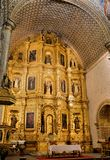 Church of Santo Domingo, Oaxaca royalty free stock images