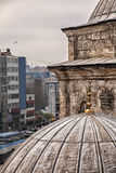 Laleli mosque Istanbul Royalty Free Stock Photo