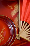 Image of Japan at the New Year Stock Photo