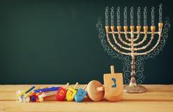 Image of jewish holiday Hanukkah Stock Photography