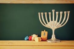 Image of jewish holiday Hanukkah Stock Images