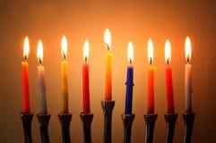 Image of jewish holiday Hanukkah.  Royalty Free Stock Image