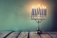Image of jewish holiday Hanukkah Stock Photos