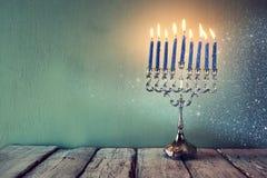 Image of jewish holiday Hanukkah Royalty Free Stock Photography
