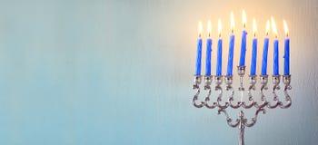 Image of jewish holiday Hanukkah Stock Image