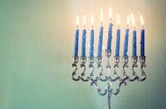 Image of jewish holiday Hanukkah Royalty Free Stock Image