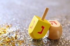 Image of jewish holiday Hanukkah Royalty Free Stock Photo