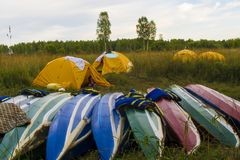image of a kayak royalty free stock images