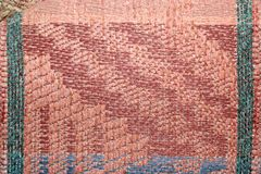 Knitted Fabric Texture - perfect for videogames, web design, visual design or signs! royalty free stock image