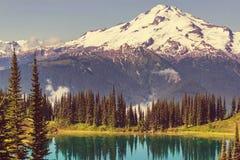 Image lake Royalty Free Stock Images