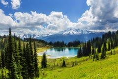 Image lake Stock Image
