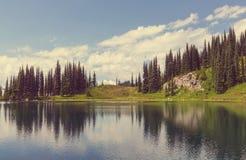 Image lake Stock Photo