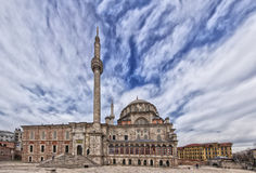 Laleli Tulip mosque in Istanbul Royalty Free Stock Images