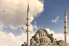 Istanbul mosque Stock Photos
