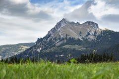 Landscape Tannheimer Tal Austria Stock Images