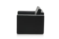 Image of a leather armchair Royalty Free Stock Photos