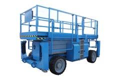 The image of lifting machine Stock Photo