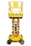 The image of lifting machine Royalty Free Stock Photo