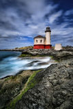 Image of a Lighthouse in Oregon, USA Royalty Free Stock Photo