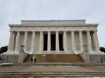 Lincoln Memorial in Washington DC stock image