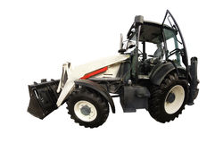 The image of loader Stock Image