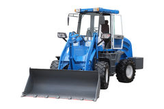 The image of loader Stock Photo