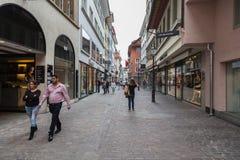City of Luzern, Switzerland Royalty Free Stock Photography