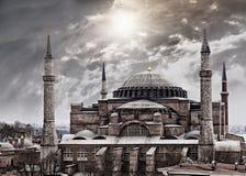 Hagia Sophia Istanbul Stock Images
