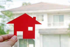 Image of make your house Royalty Free Stock Photo
