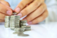 Making money concept Stock Image