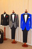 Wedding costumes Stock Photography