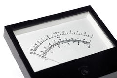The image of the measuring device Royalty Free Stock Photography