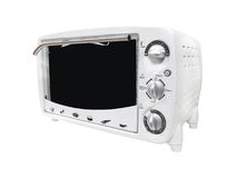 The image of microwave oven Stock Images